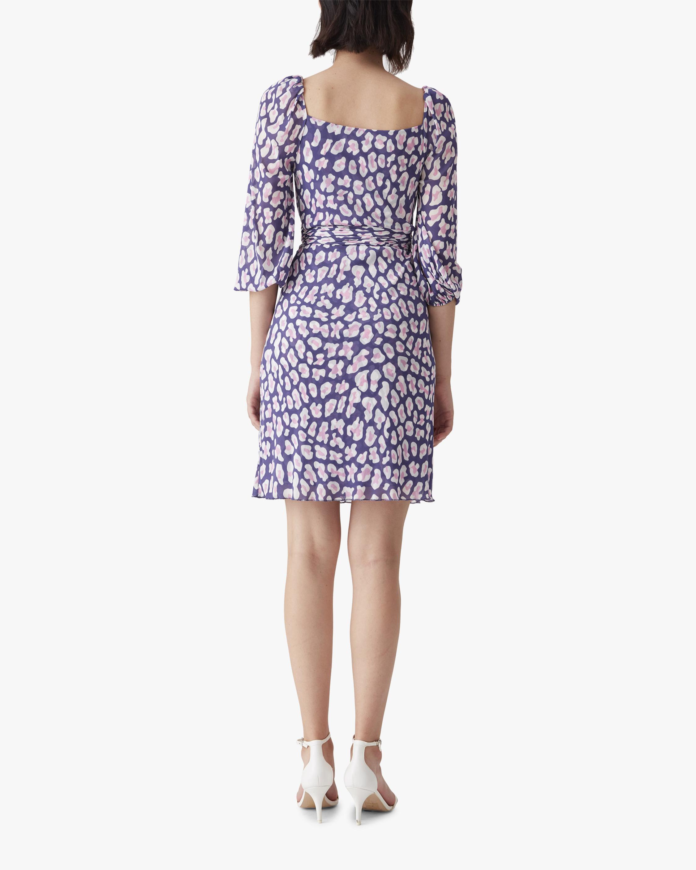 Diane von Furstenberg Abby Mini Dress 1
