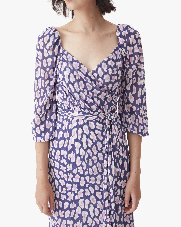 Diane von Furstenberg Abby Mini Dress 3
