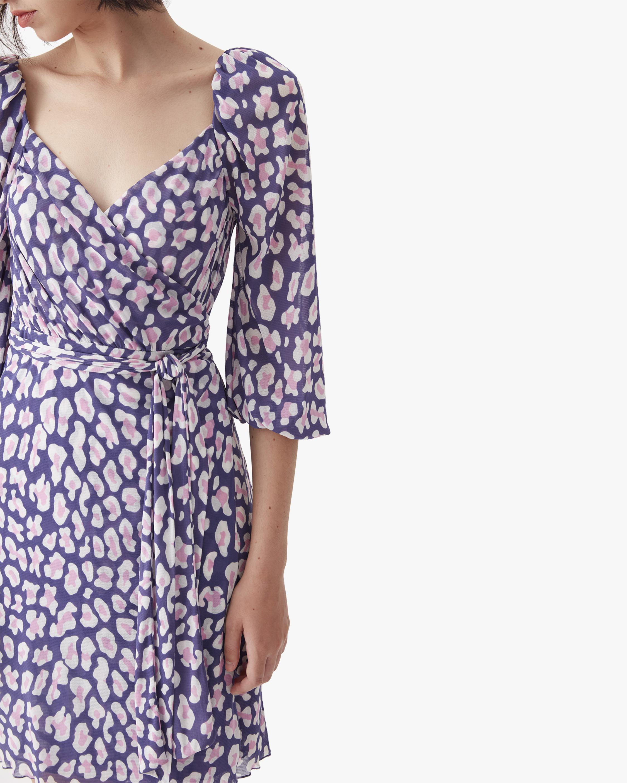 Diane von Furstenberg Abby Mini Dress 4