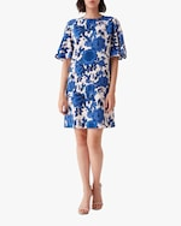 Diane von Furstenberg Arlene Mini Dress 0
