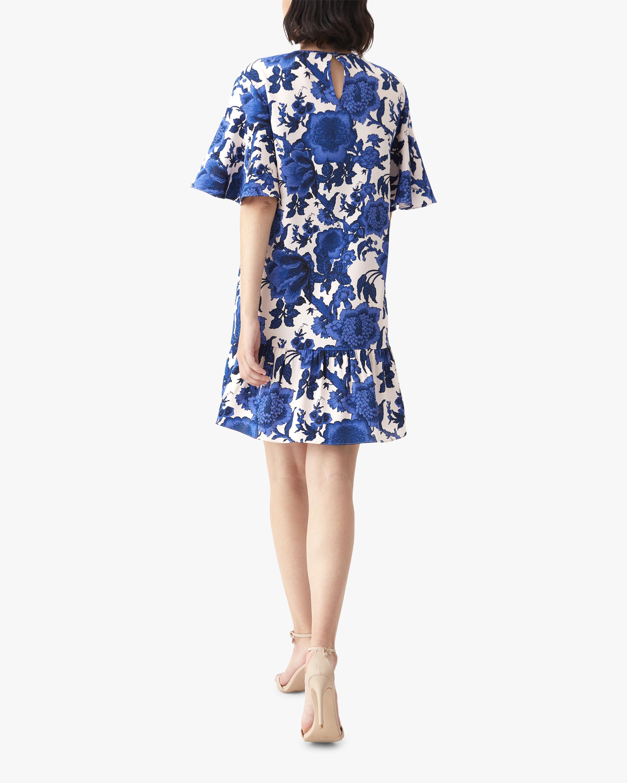Diane von Furstenberg Arlene Mini Dress 1