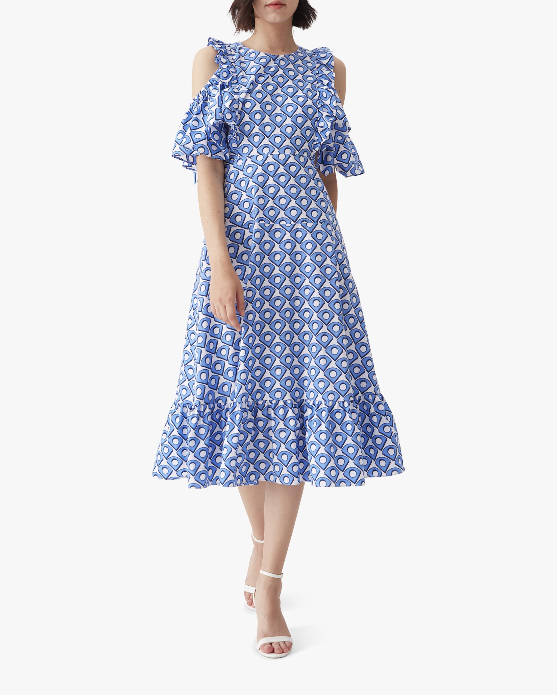 Diane von Furstenberg Lisa Dress 0