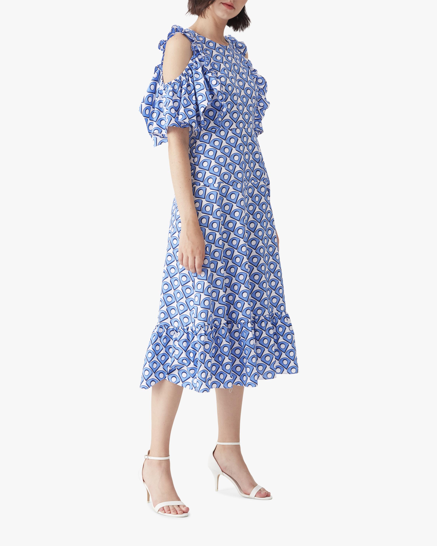Diane von Furstenberg Lisa Dress 3