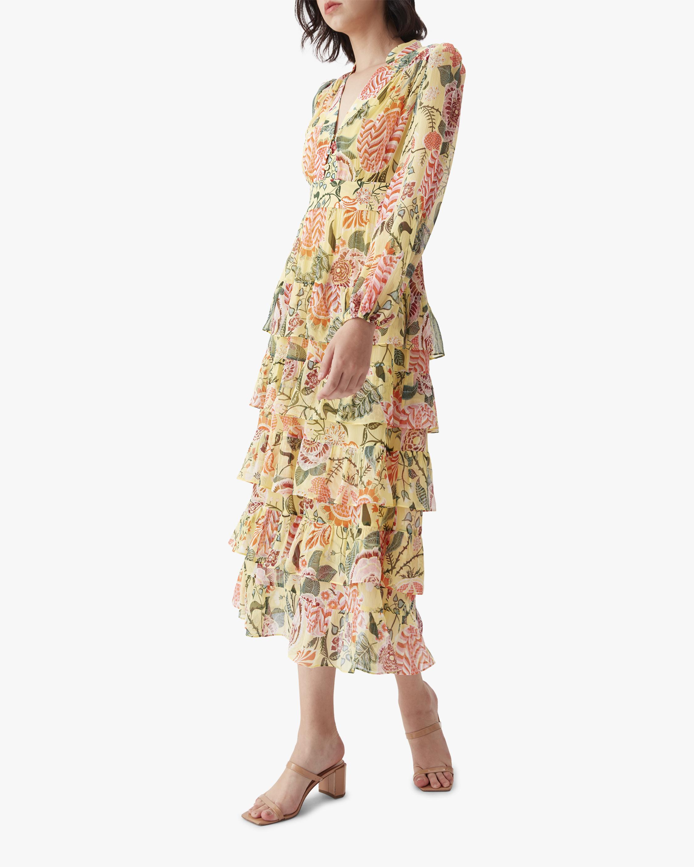 Diane von Furstenberg Abeni Midi Dress 3