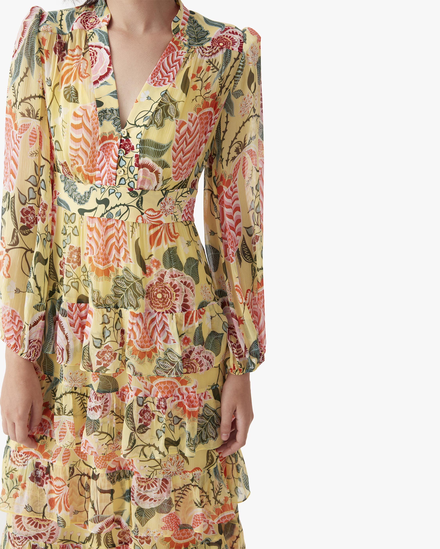 Diane von Furstenberg Abeni Midi Dress 5