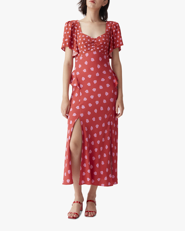 Diane von Furstenberg Aurora Dress 0