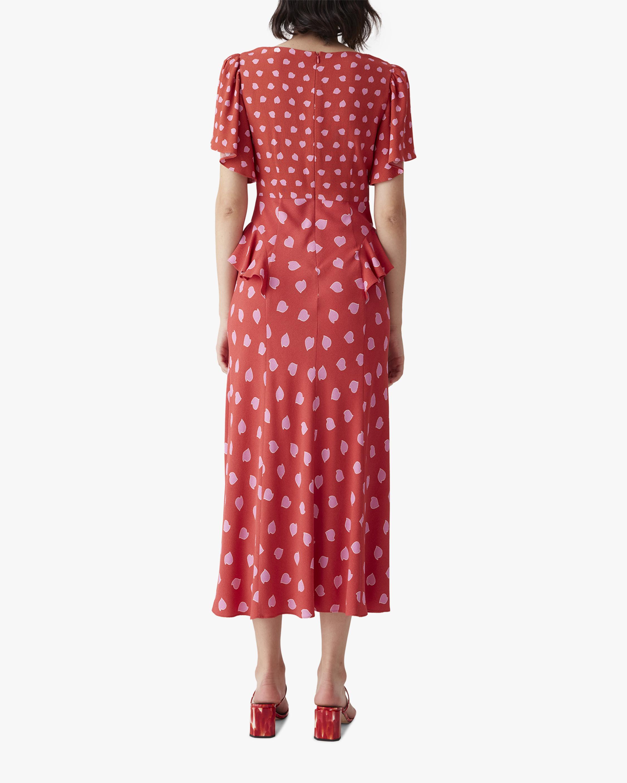 Diane von Furstenberg Aurora Dress 2