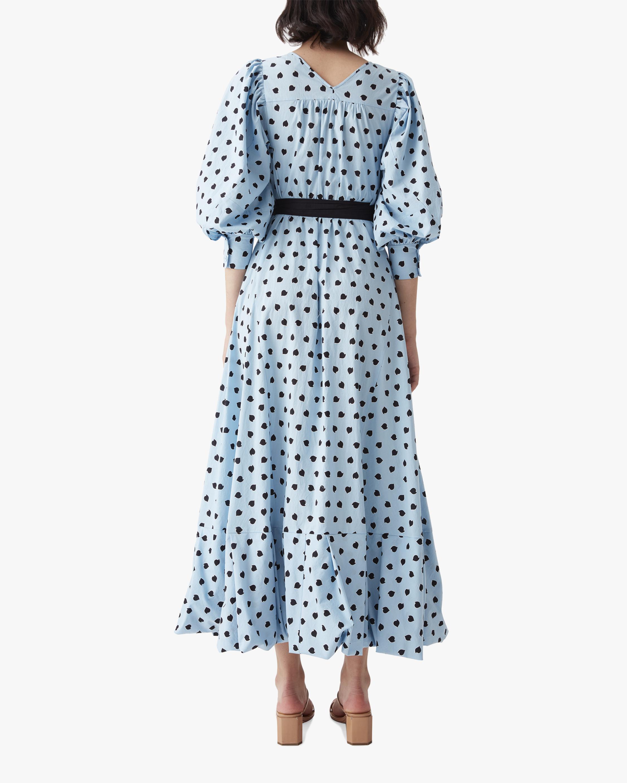 Diane von Furstenberg Ulrica Maxi Dress 1