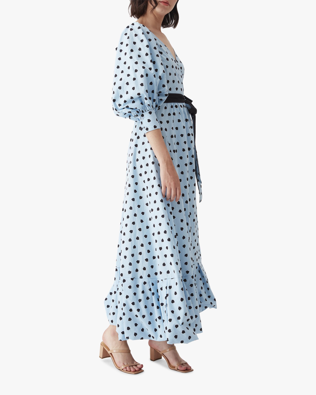 Diane von Furstenberg Ulrica Maxi Dress 3