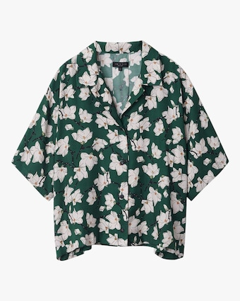 rag & bone Floral Reed Shirt 1