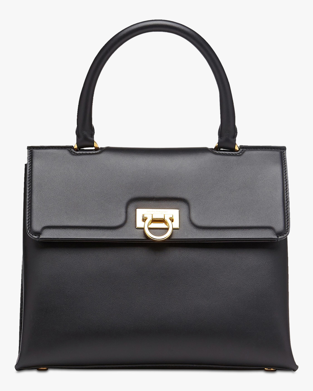 Salvatore Ferragamo Trifolio Handbag 0