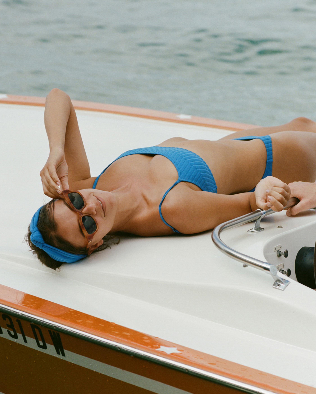 Solid & Striped The Elsa Bikini Top 1