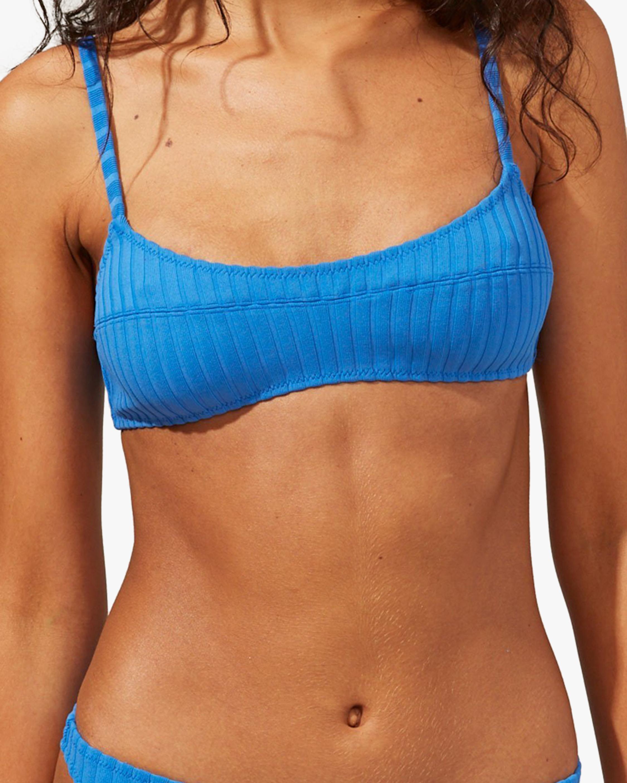 Solid & Striped The Elsa Bikini Top 0