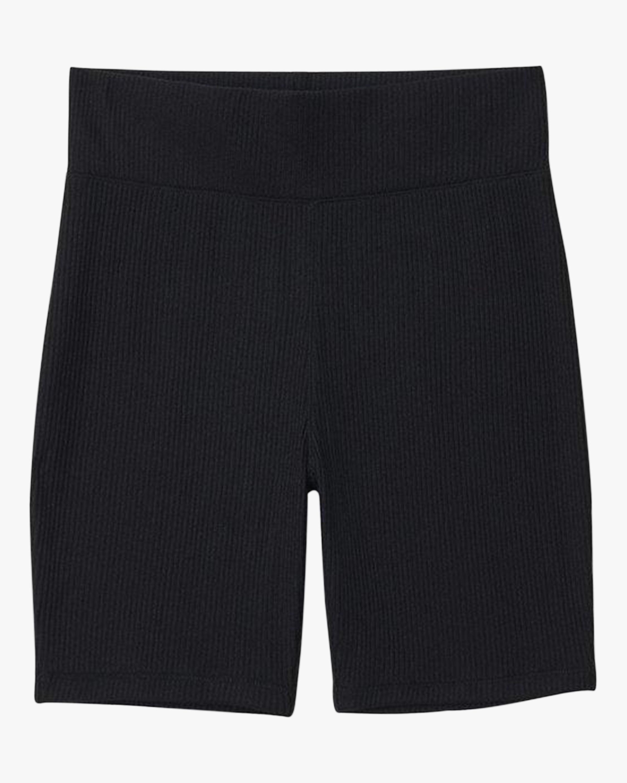 The Knit Rib Bike Shorts
