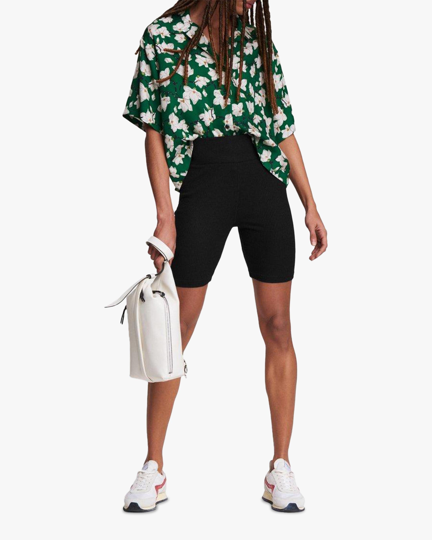 rag & bone The Knit Rib Bike Shorts 1