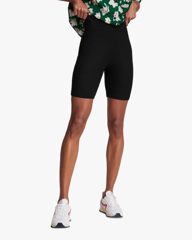 rag & bone The Knit Rib Bike Shorts 5