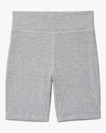 rag & bone The Knit Rib Bike Shorts 0