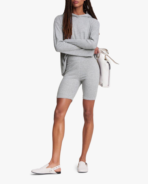 rag & bone The Knit Rib Bike Shorts 2