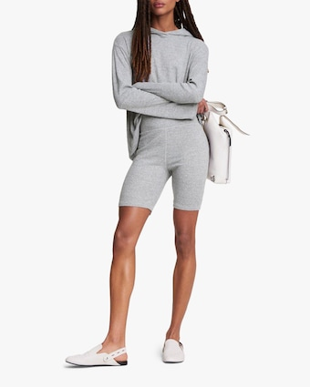 rag & bone The Knit Rib Bike Shorts 2