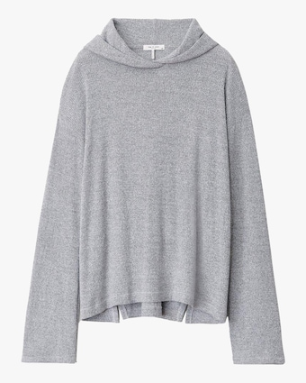 rag & bone The Knit Rib Hoodie 1
