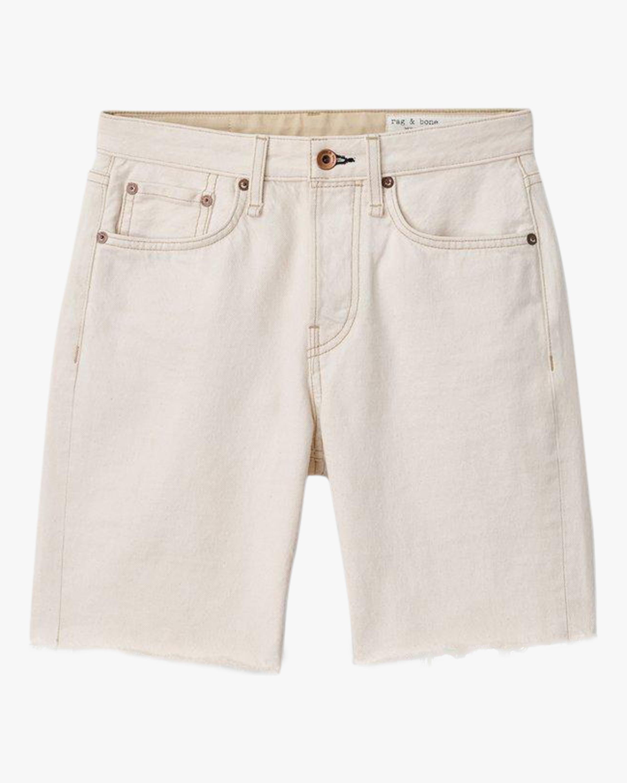 rag & bone Maya High-Rise Walking Shorts 1