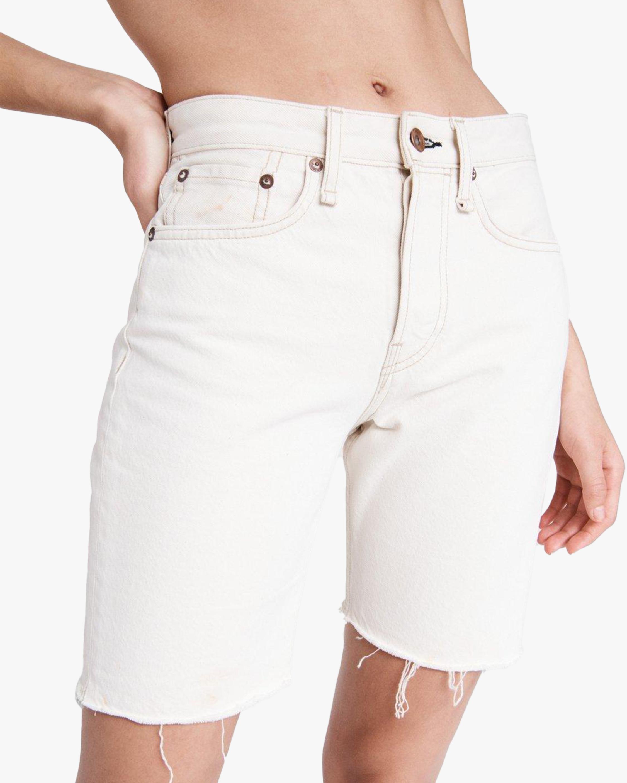 rag & bone Maya High-Rise Walking Shorts 5