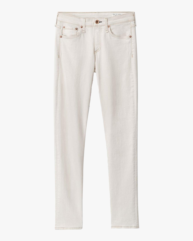 rag & bone Cate Mid-Rise Skinny Ankle Jeans 1