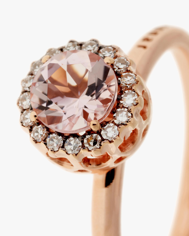Selim Mouzannar Diamond & Morganite Ring 3