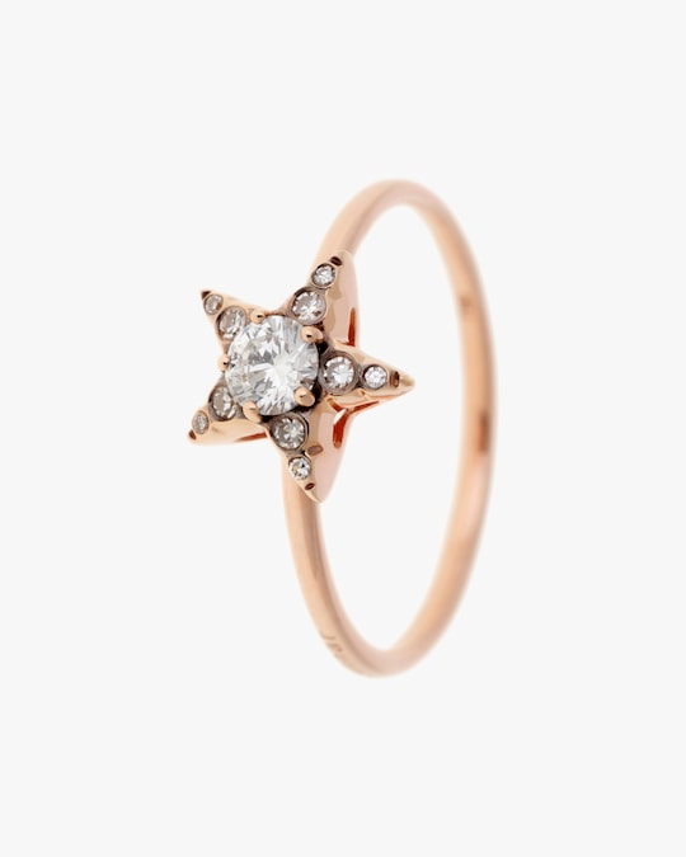 Selim Mouzannar Diamond Star Ring 0
