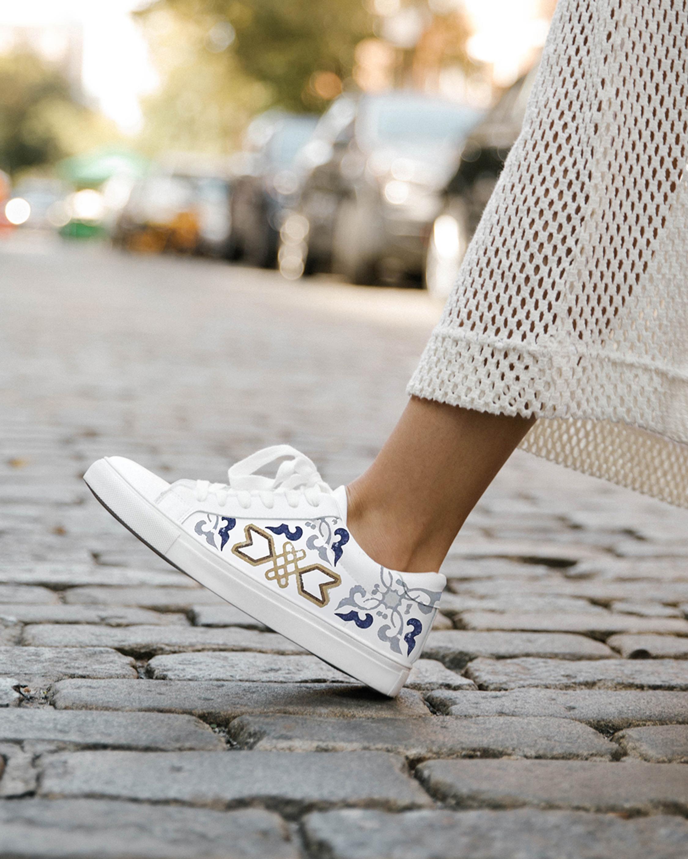 Alepel Moroccan Sneaker 1