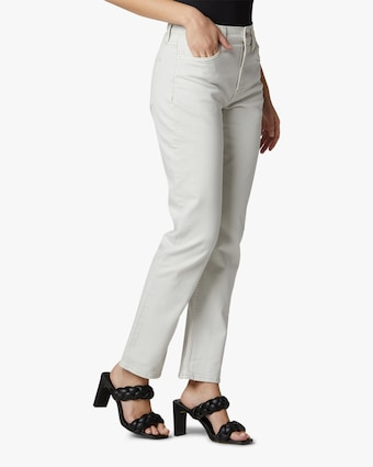 Hudson Holly High-Rise Straight Jeans 2