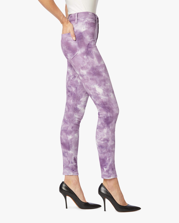 Hudson Barbara High-Rise Super Skinny Ankle Jeans 3