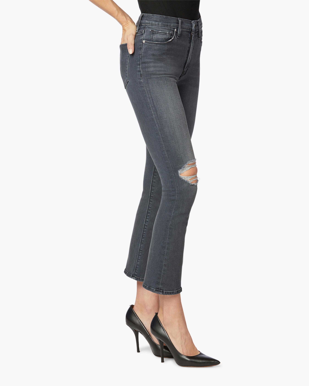 Hudson Barbara High-Rise Bootcut Crop Jeans 2