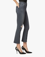 Hudson Barbara High-Rise Bootcut Crop Jeans 3