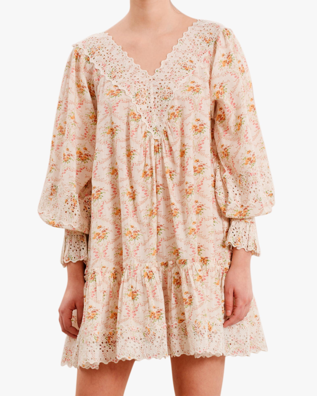 byTimo V-Neck Mini Dress 1