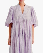 byTimo Puffed-Sleeve Maxi Dress 3