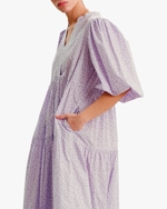 byTimo Puffed-Sleeve Maxi Dress 4