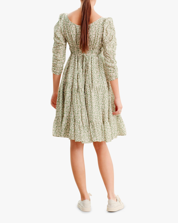 byTimo Round-Neck Mini Dress 2
