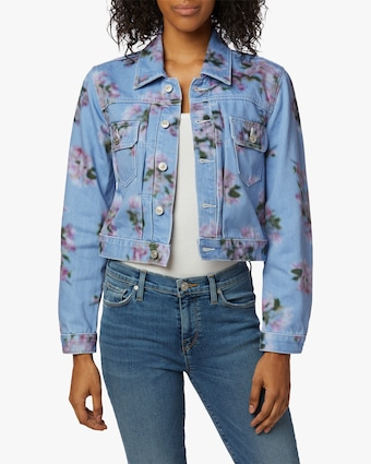 Hudson Lola Shrunken Trucker Jacket 2