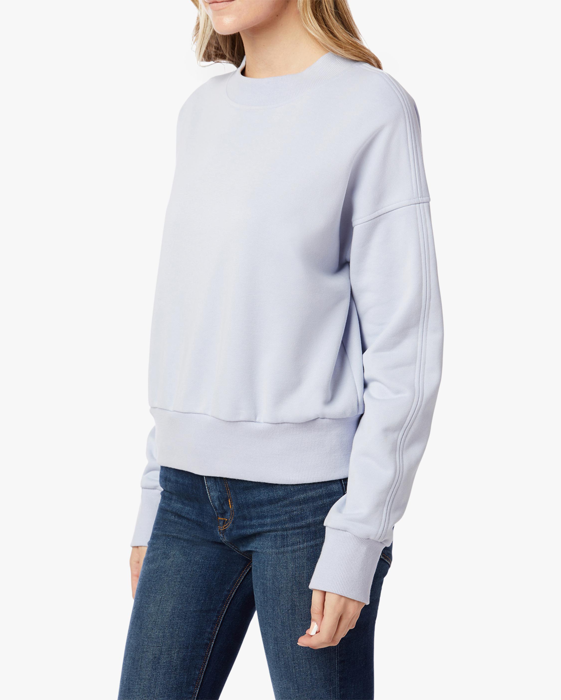 Hudson Cutout-Back Sweatshirt 1