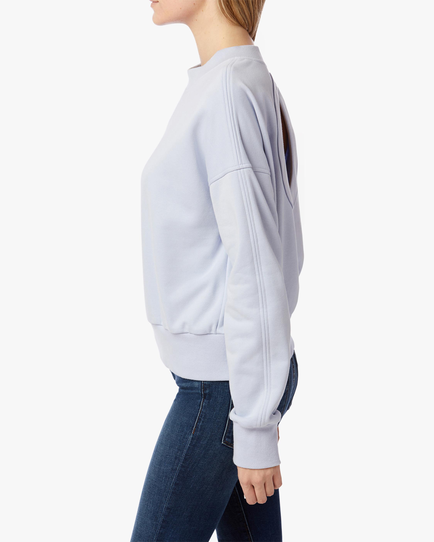 Hudson Cutout-Back Sweatshirt 3