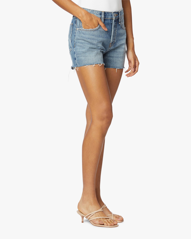 Hudson Lori High-Rise Shorts 2