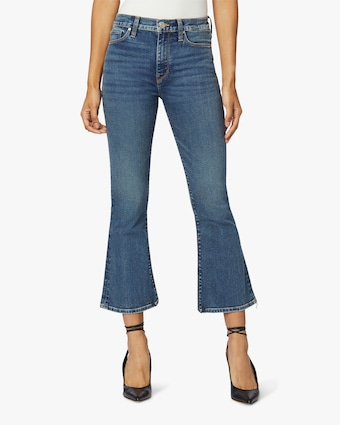 Hudson Barbara High-Rise Bootcut Crop Jeans 2