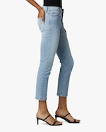 Hudson Nico Mid-Rise Crop Straight Jeans 3