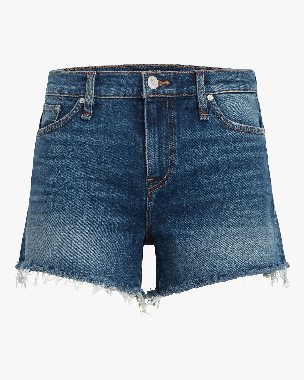 Hudson Gemma Mid-Rise Cutoff Shorts 1