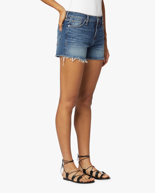Hudson Gemma Mid-Rise Cutoff Shorts 2