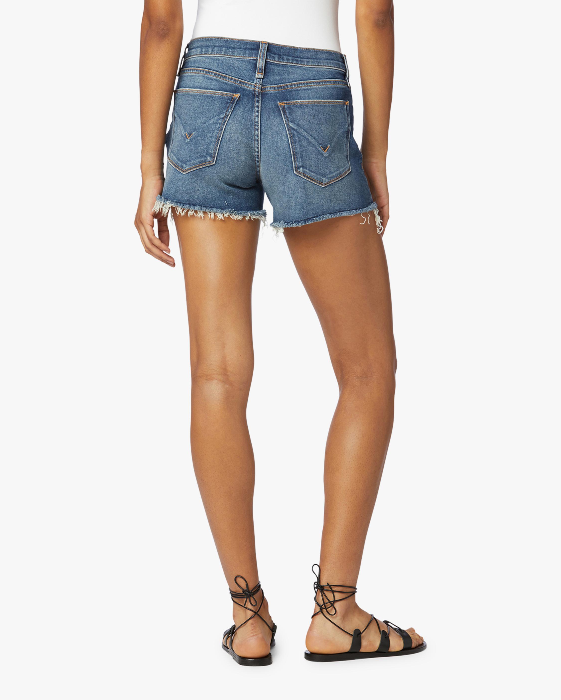 Hudson Gemma Mid-Rise Cutoff Shorts 3
