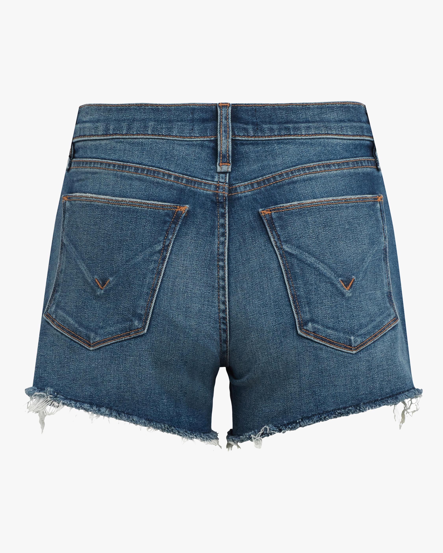 Hudson Gemma Mid-Rise Cutoff Shorts 5