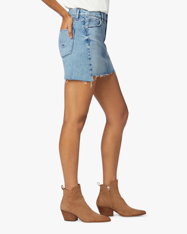 Hudson The Viper Denim Skirt 3