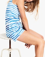 Stripe & Stare The Stripe Bed Shorts 2